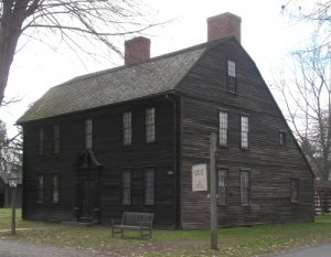Reverend Jonathan Ashley House